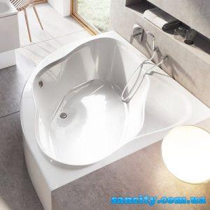 Ванна акриловая RAVAK NewDay 150x150 C661000000