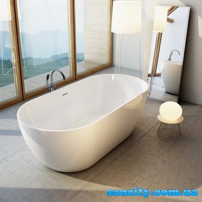 Ванна Ravak Freedom Q 169x80 XC00100022