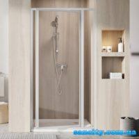 Душевая дверь RAVAK SDOP-100 Grape 03VA0100ZG