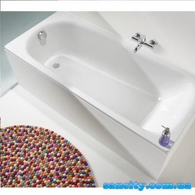 Ванна стальная KALDEWEI Saniform Plus 140х70 360-1