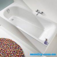 Ванна стальная KALDEWEI Saniform Plus 150х70 111600010001