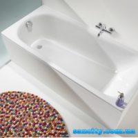 Ванна стальная KALDEWEI Saniform Plus 170х70 111800010001