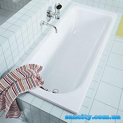 Ванна стальная KALDEWEI Saniform Plus 180х80 112800010001